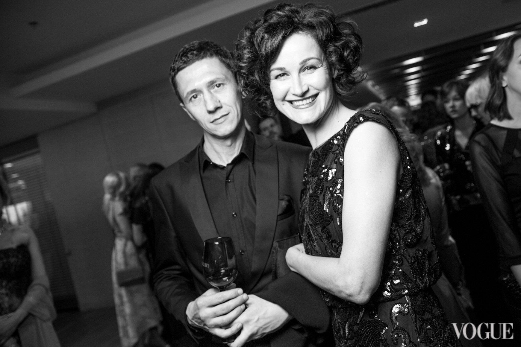 Наталья Васько с мужем