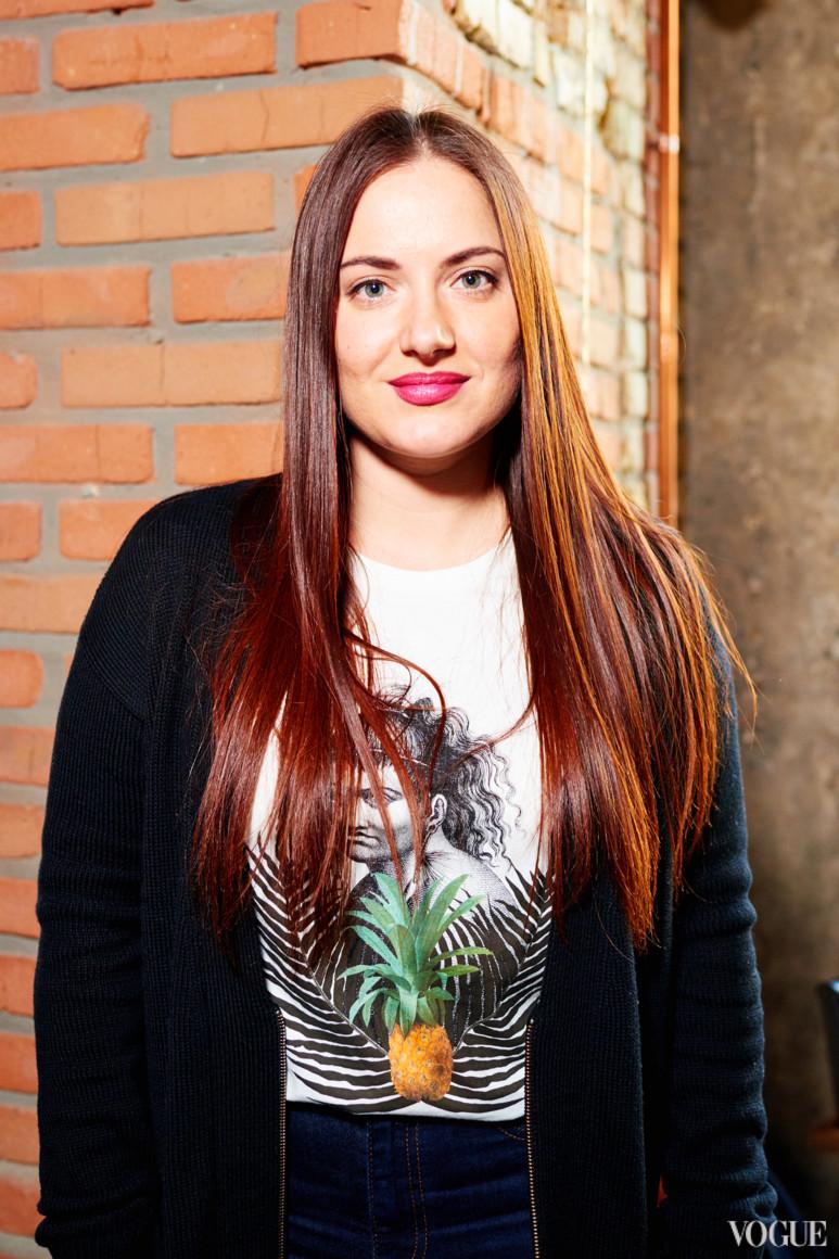 Елена Малая