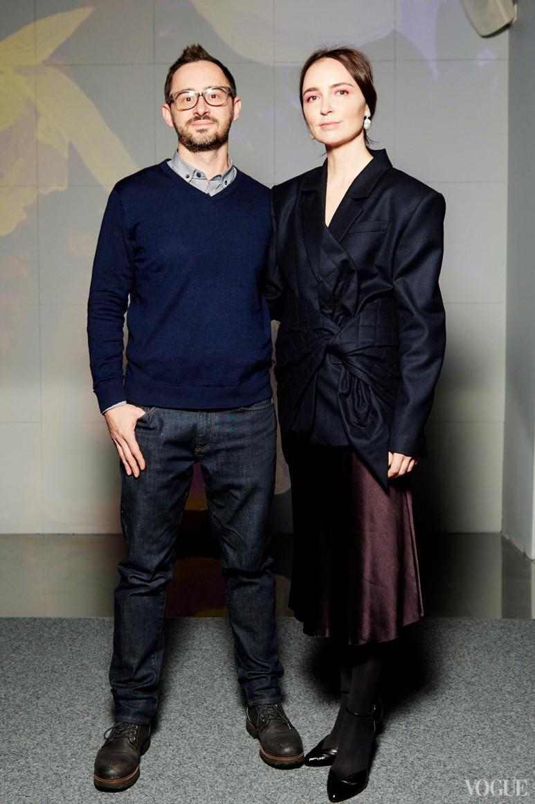 Павел Гудимов и Анастасия Рябоконь