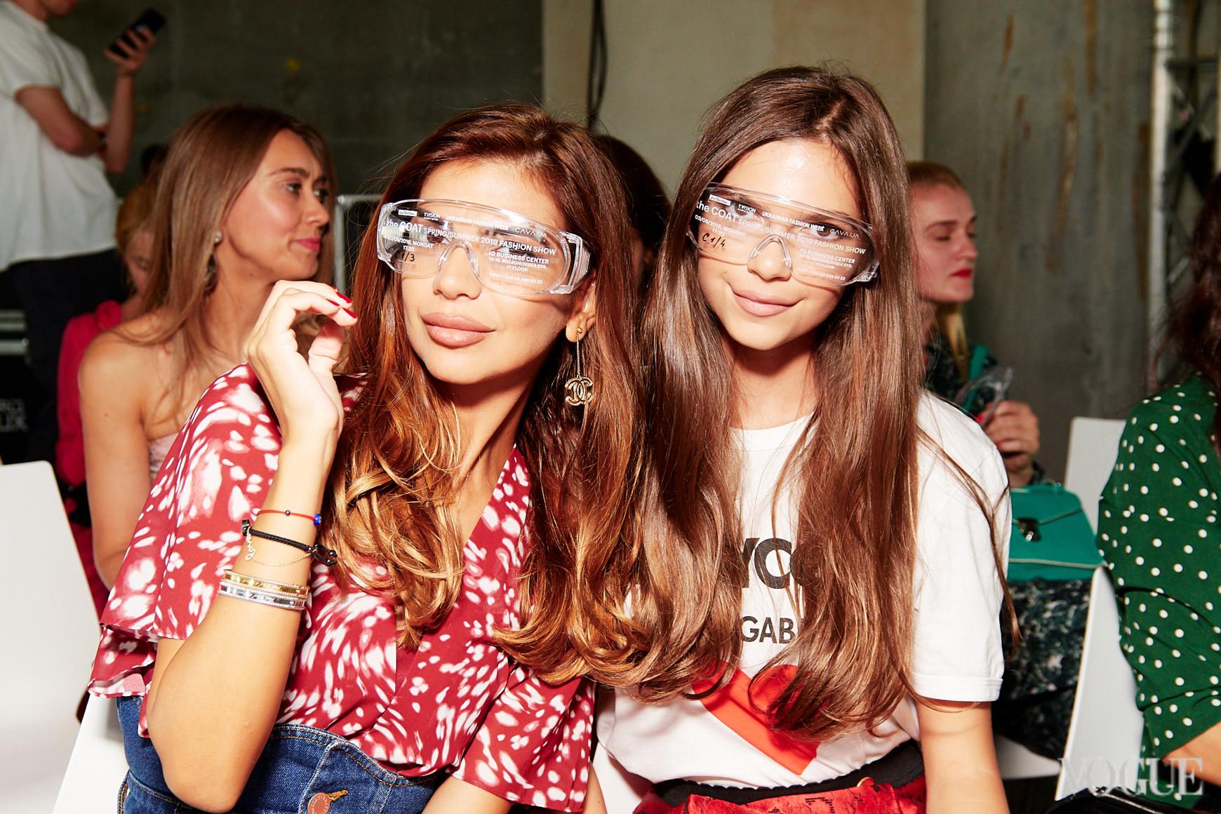 Алина и Сабрина Алиевы