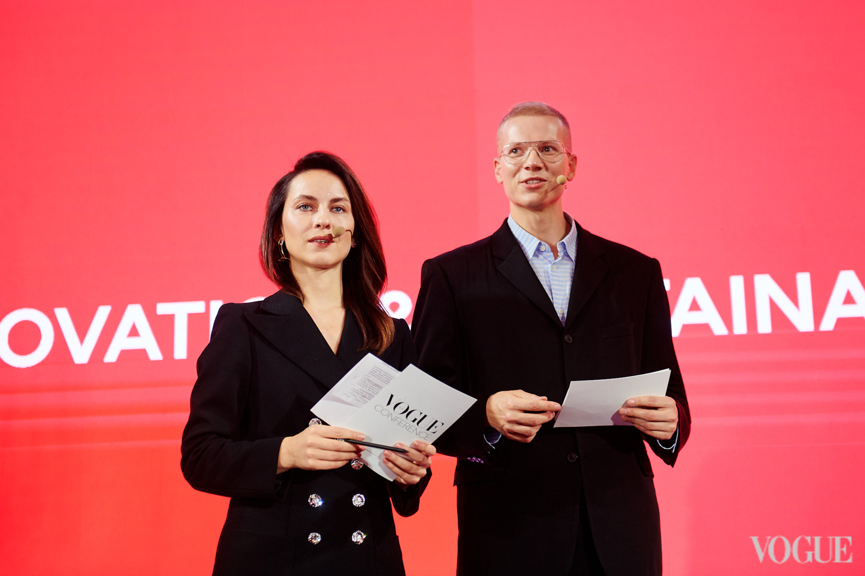 Вероника Селега и Веня Брыкалин