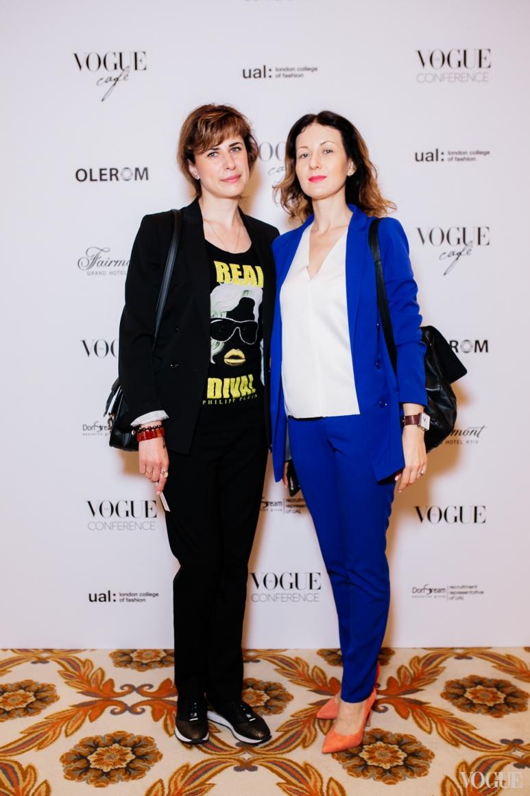 Инна Ткалич и Светлана Рощук