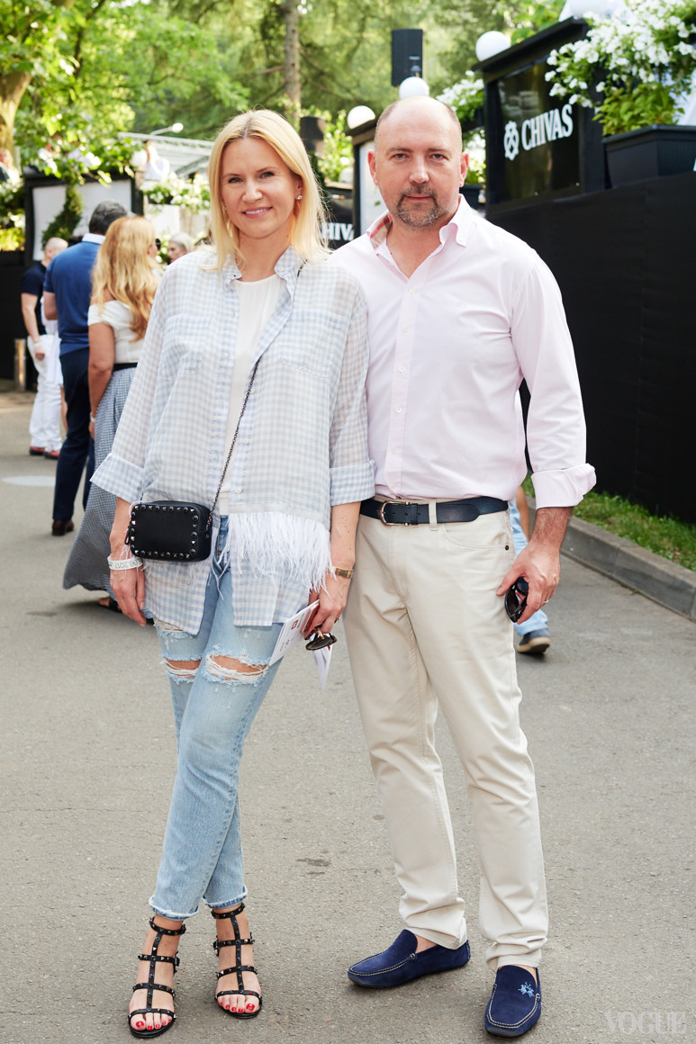 Елена Кондратюк и Александр Богуцкий