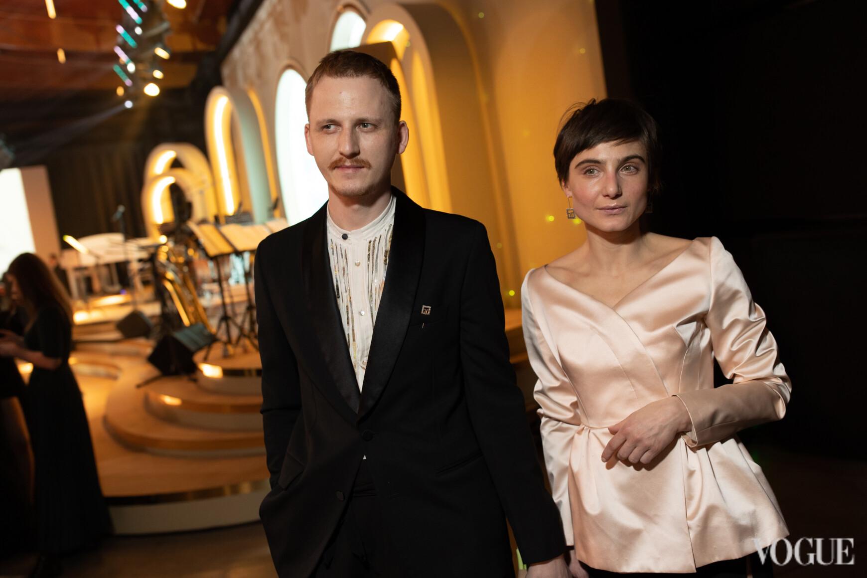 Артем Климчук и Вера Браун