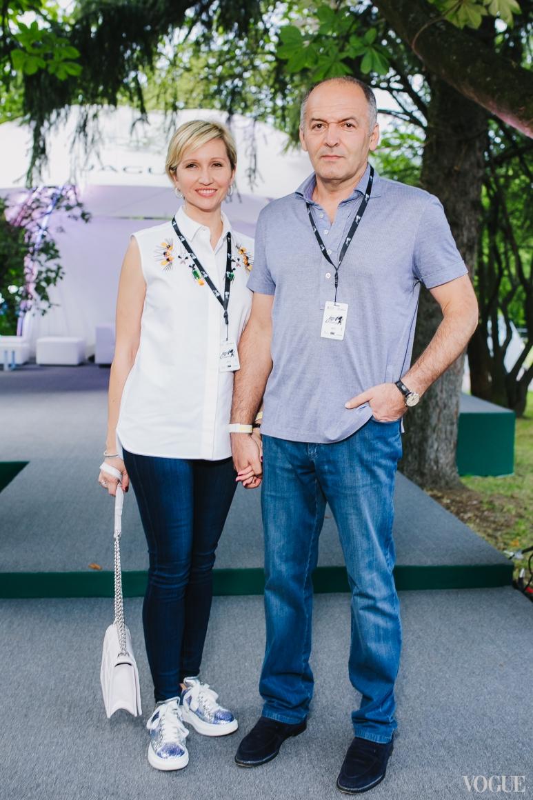Елена и Виктор Пинчуки