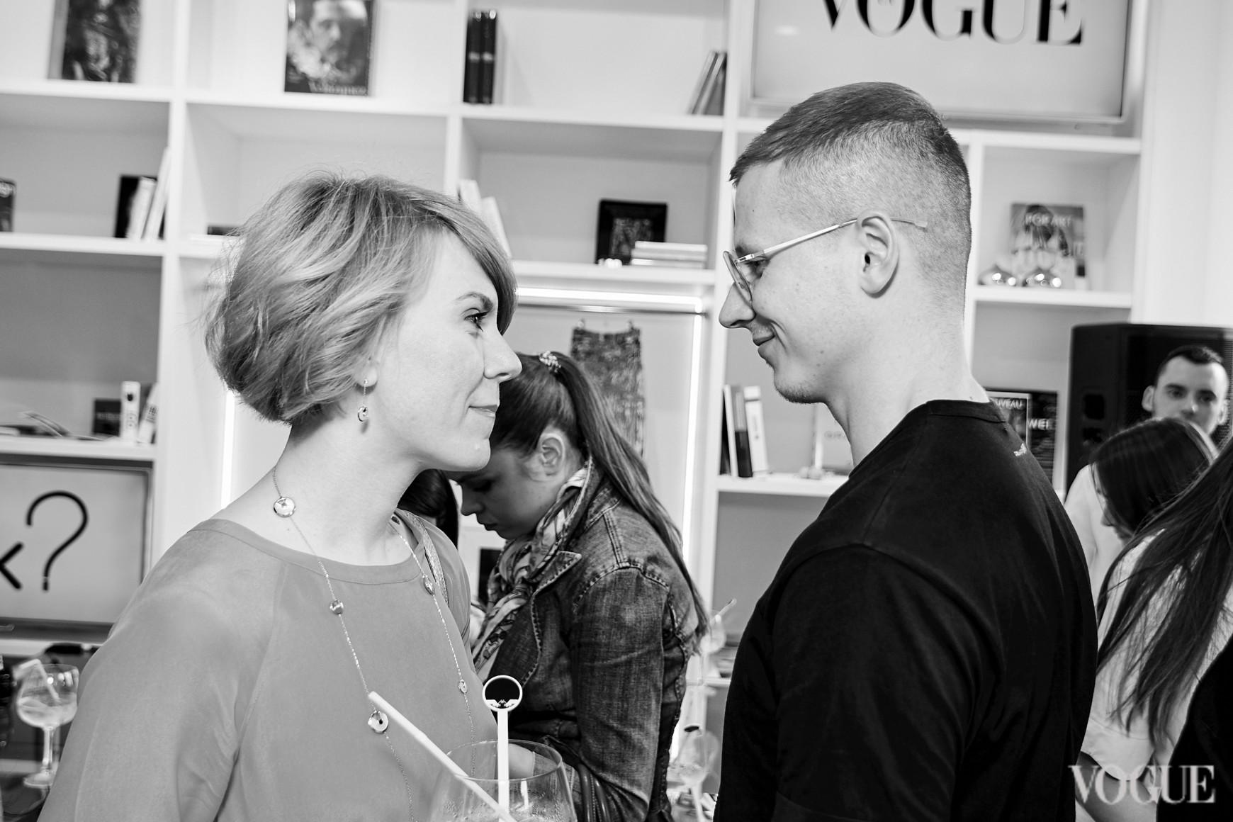 Наталья Листопад и Веня Брыкалин