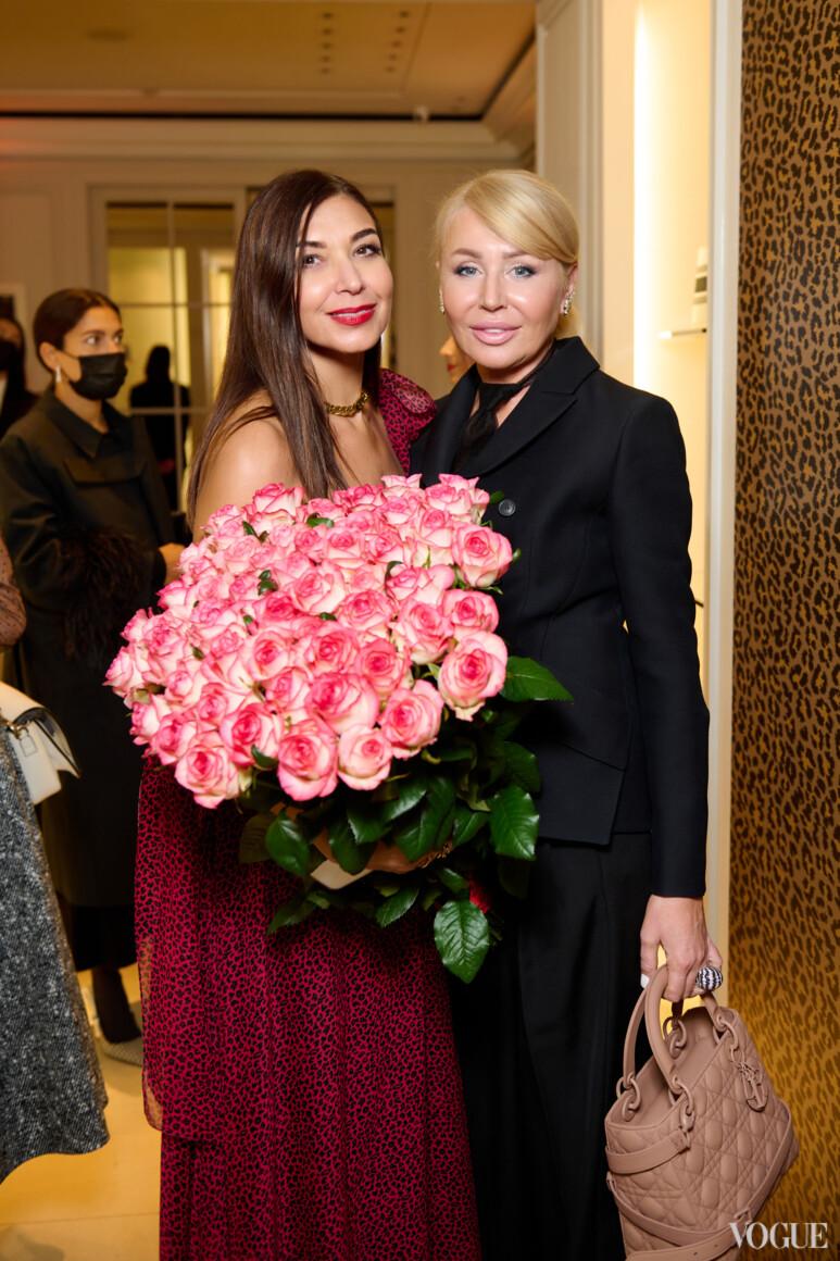 Ольга Дашкиева и Оксана Лебедь