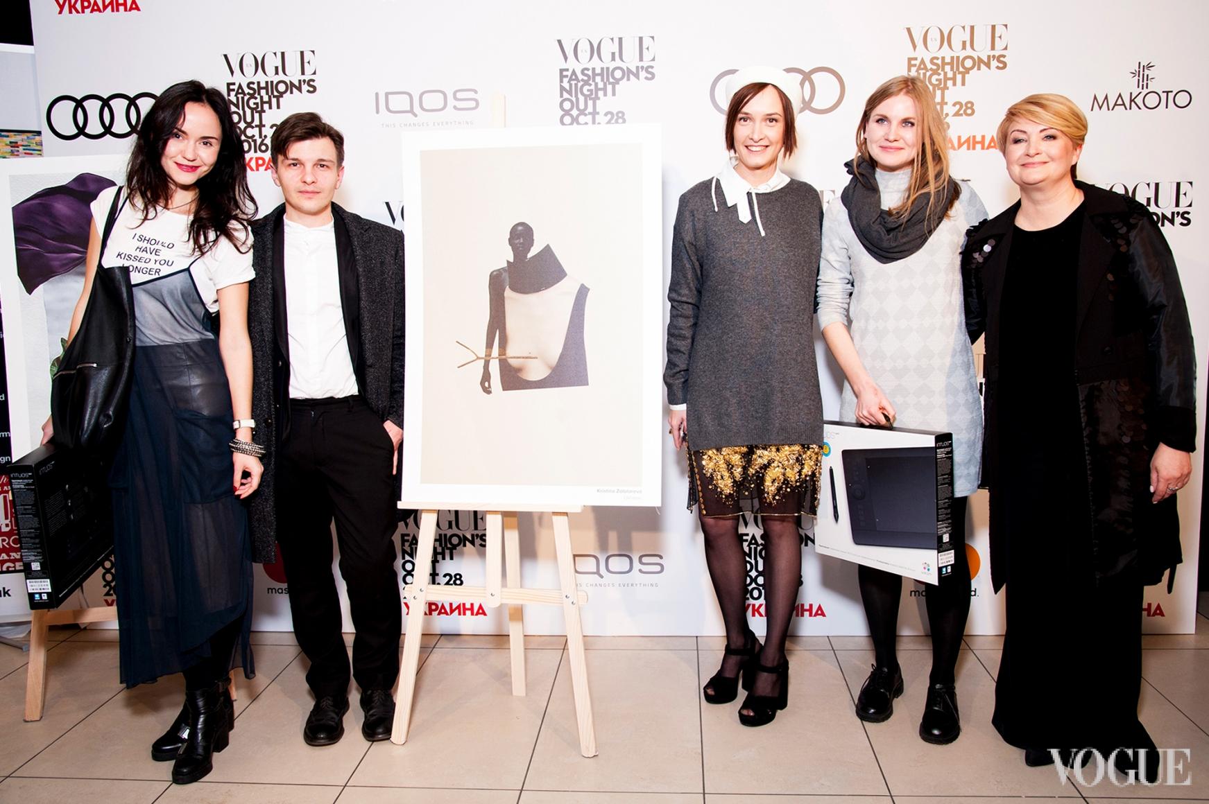 Победители конкурса fashion-иллюстрации IMAGO