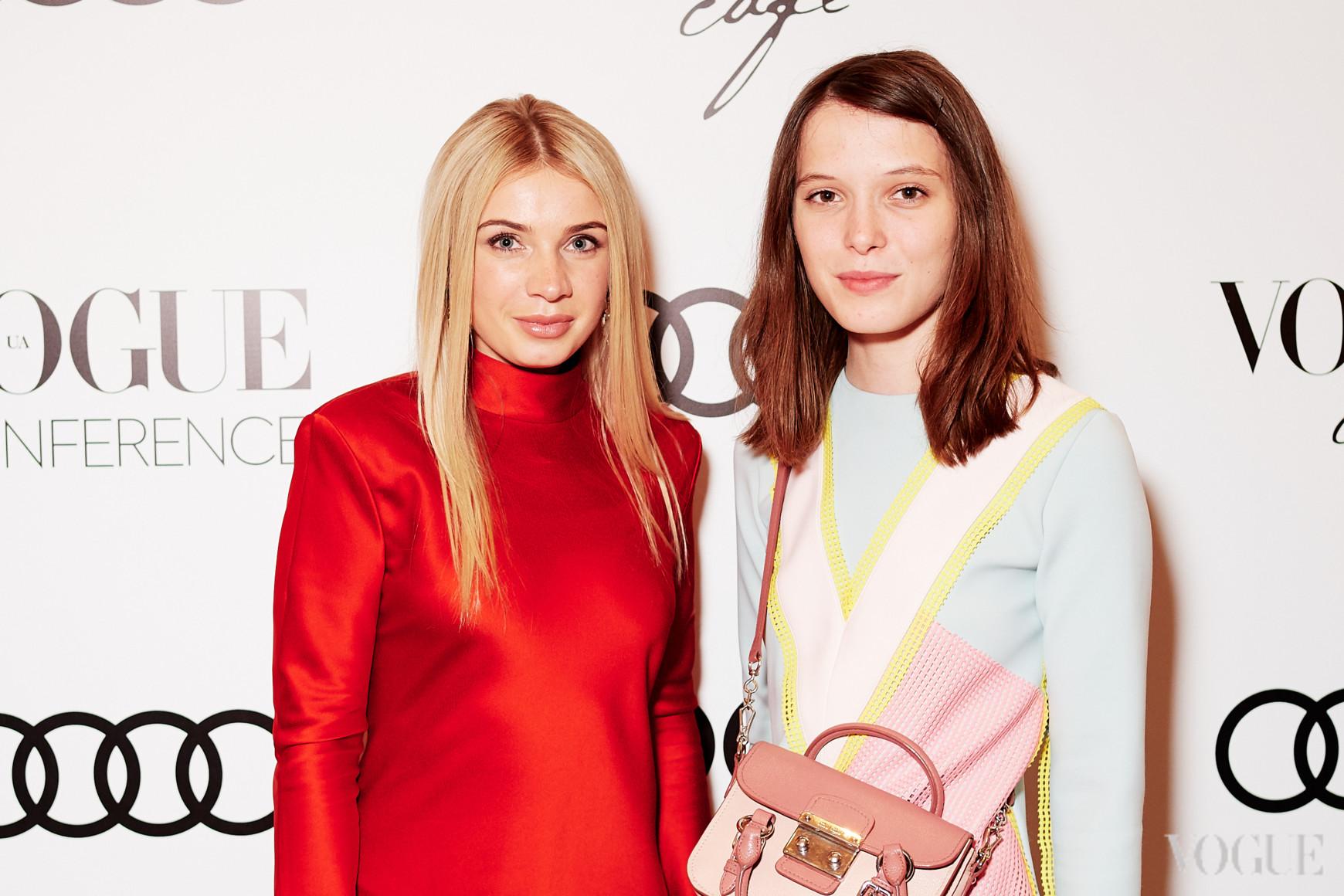 Нина Левчук и Анна Каренина