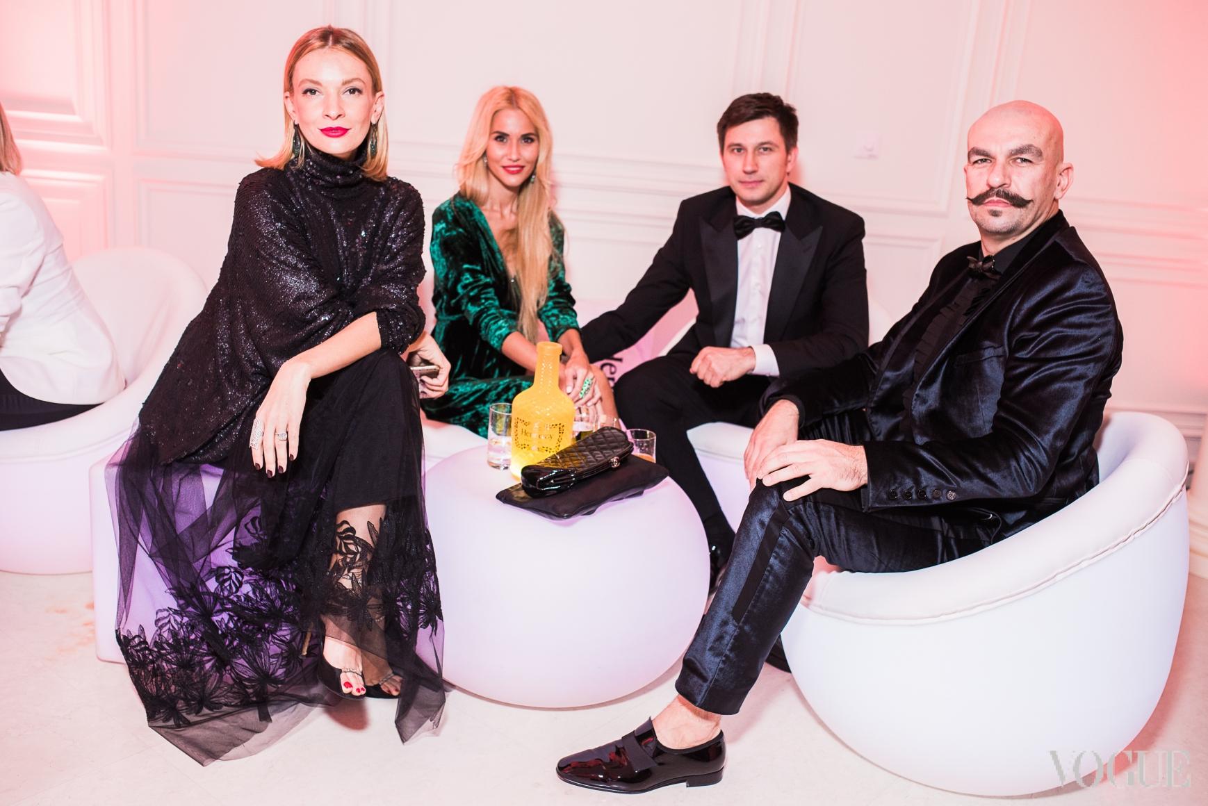 Полина Неня, Елизавета и Владимир Ядловские, Юрий Чернецкий