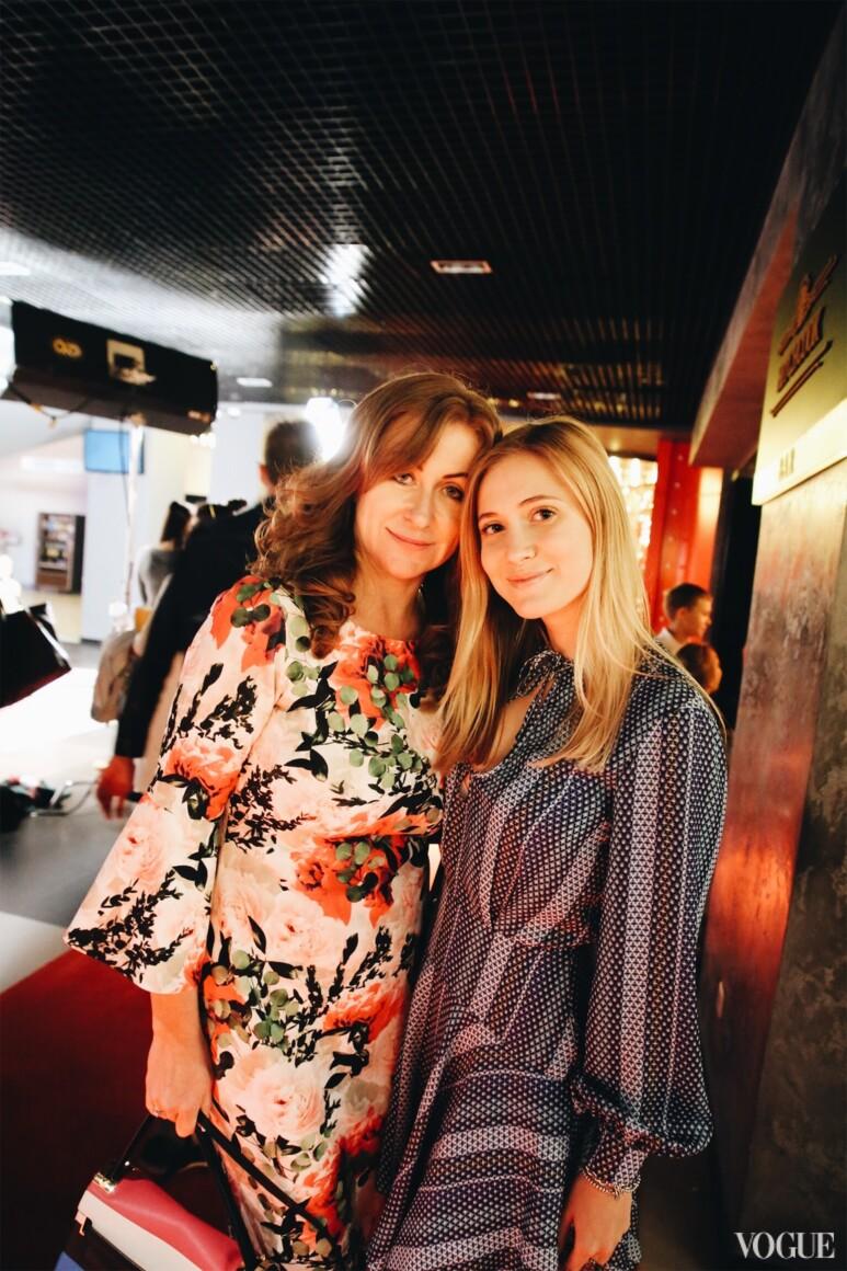Виктория и Вероника Михайле
