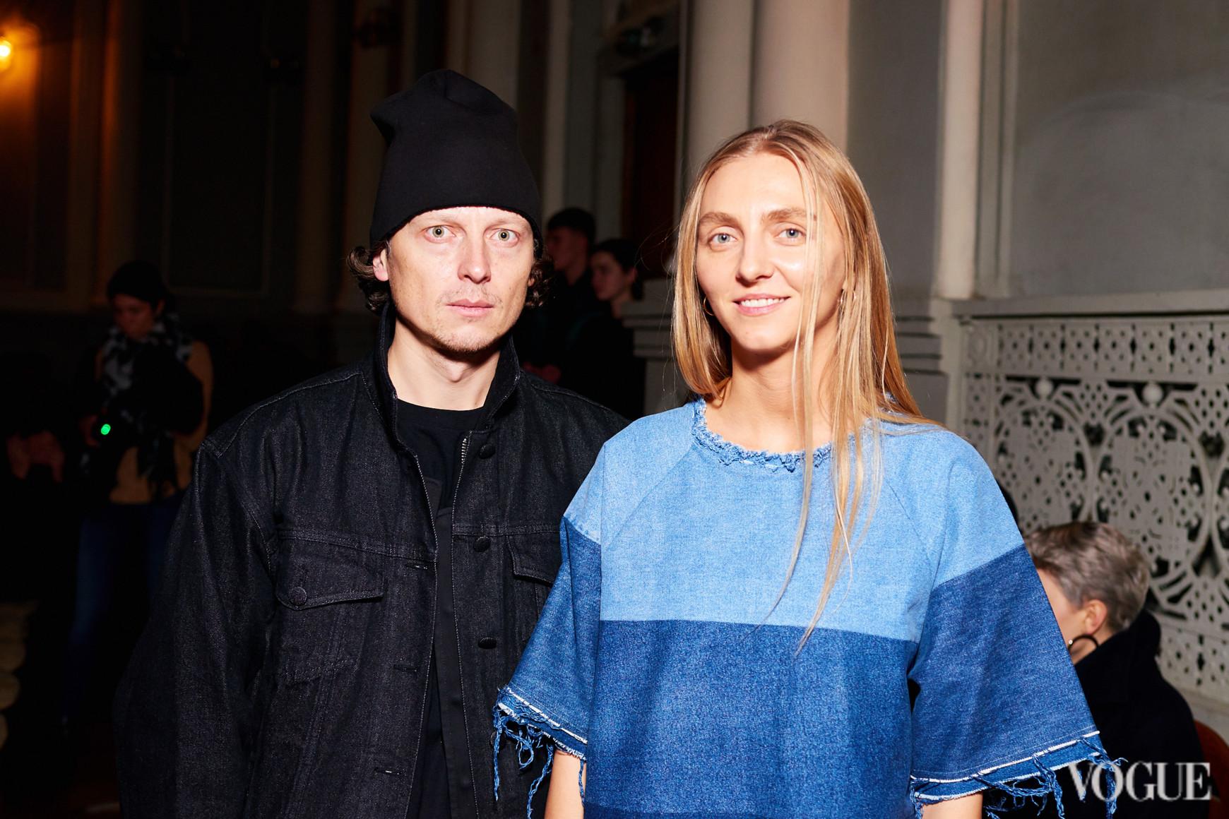 Антон и Ксения Шнайдеры