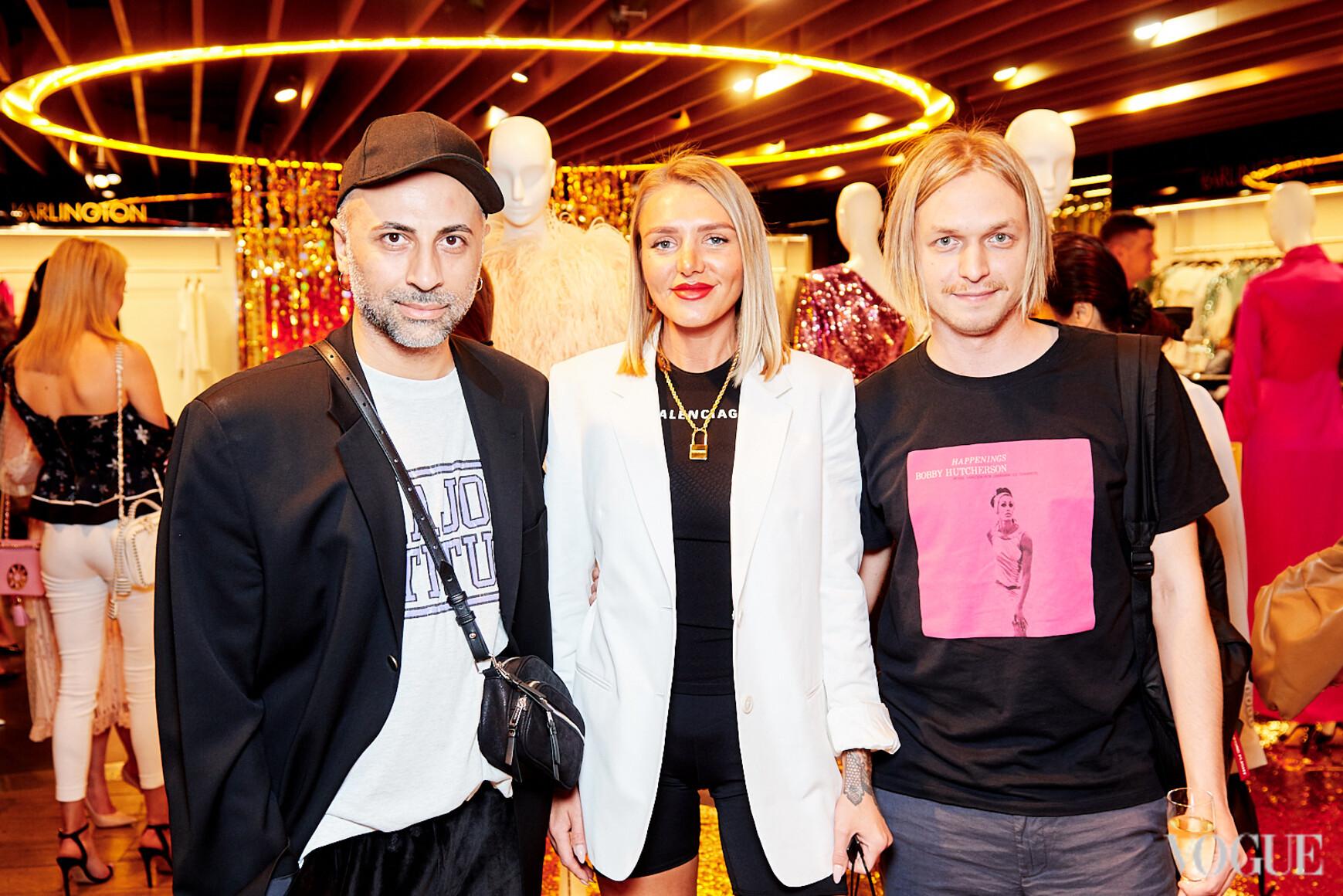 Бессарион Размадзе и Евгений Примаченко