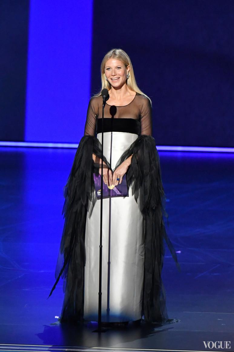 Гвінет Пелтроу в Valentino Couture