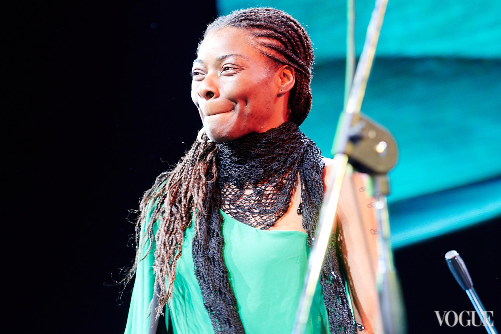 Выступление Buika