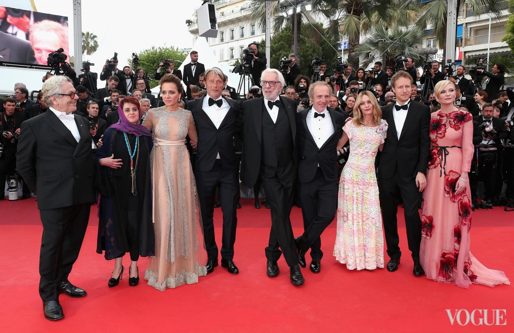 жюри 69-го Каннского кинофестиваля