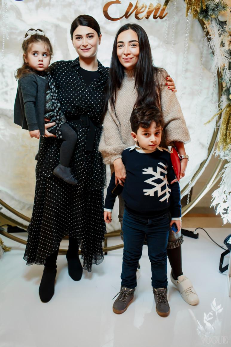 Нина Васадзе и Кэти Джорбенадзе