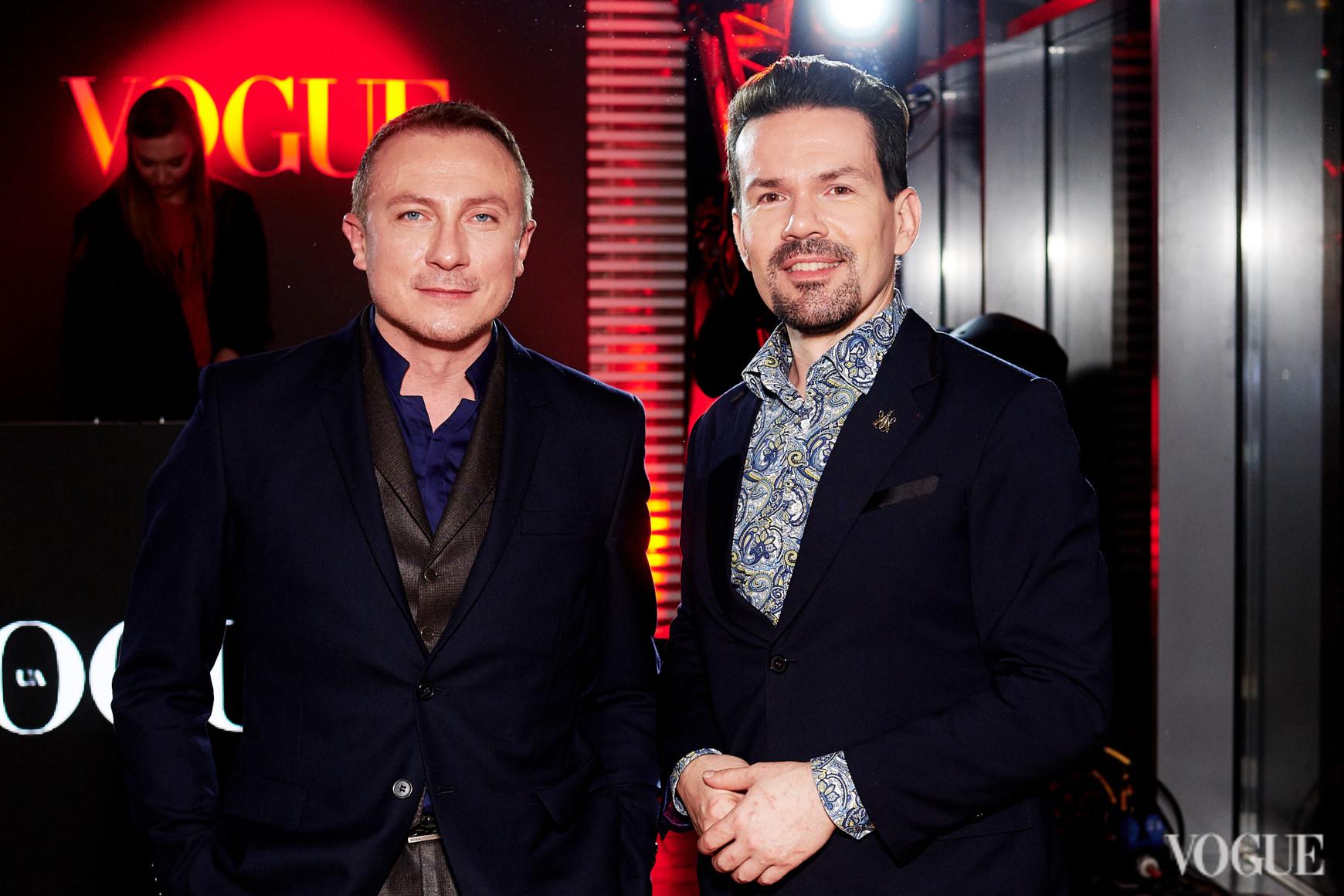 Богдан Зубченко и Алексей Краевский