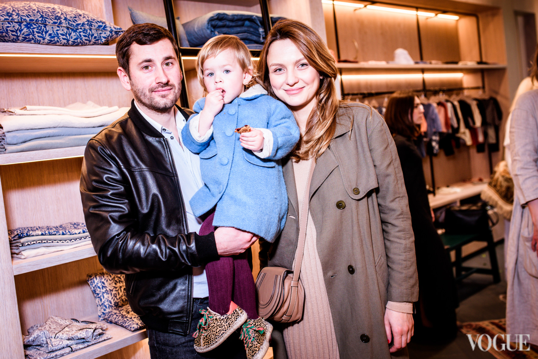 Алена Масюткина с семьей