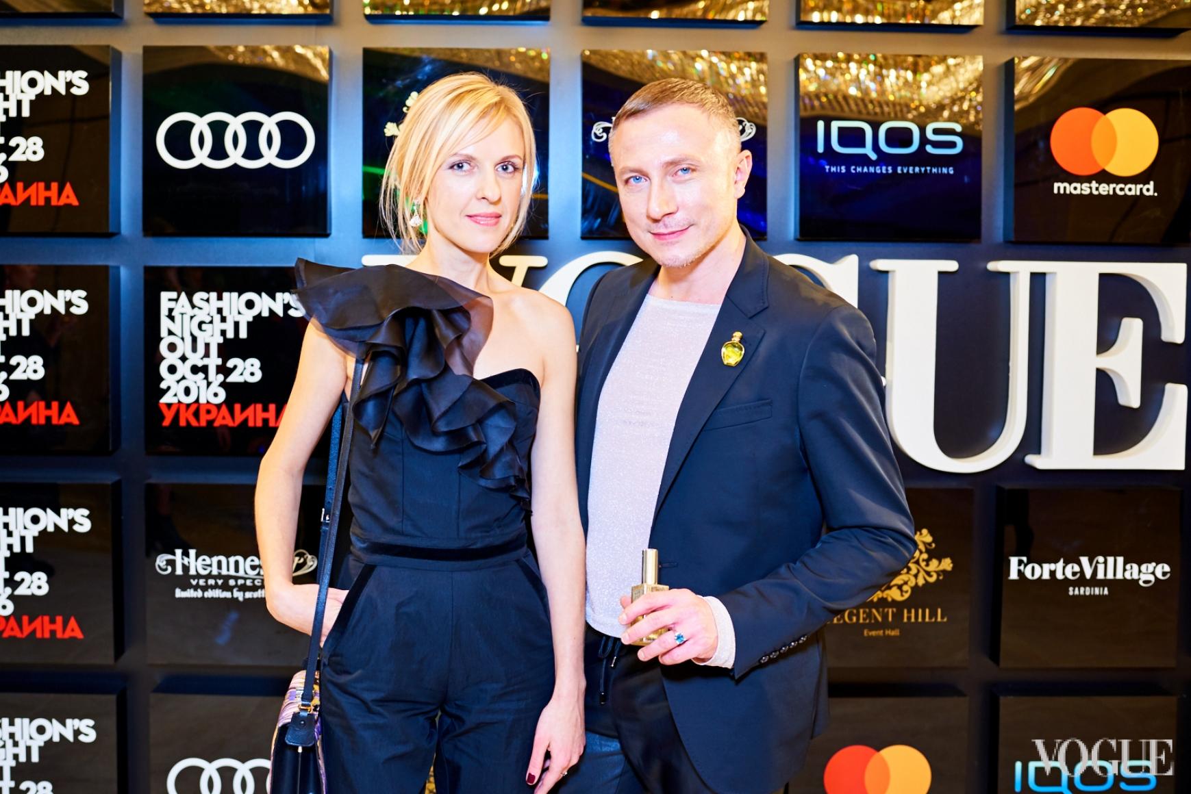 Юлия Костецкая и Богдан Зубченко