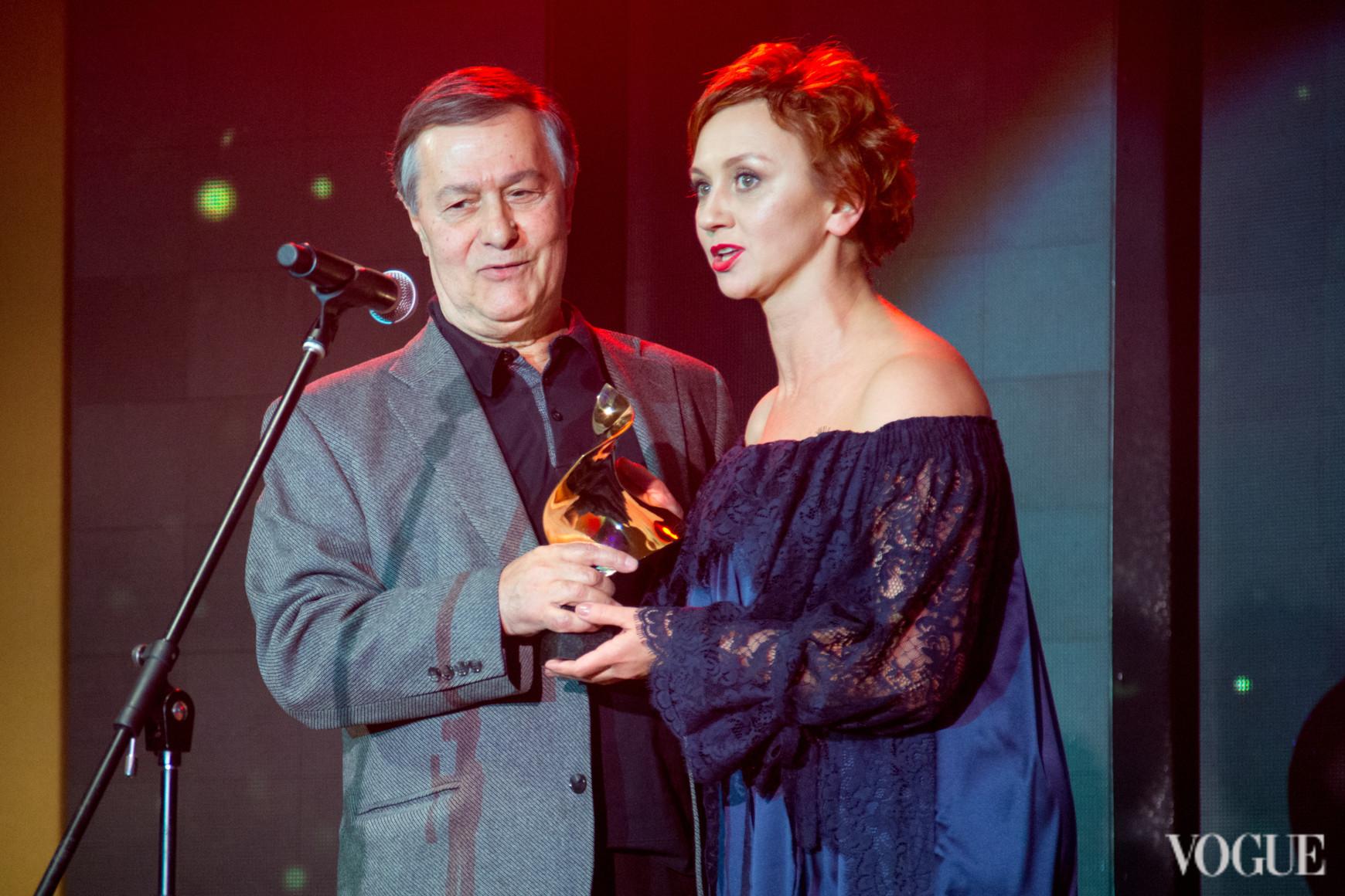 Роман Балаян и Римма Зюбина