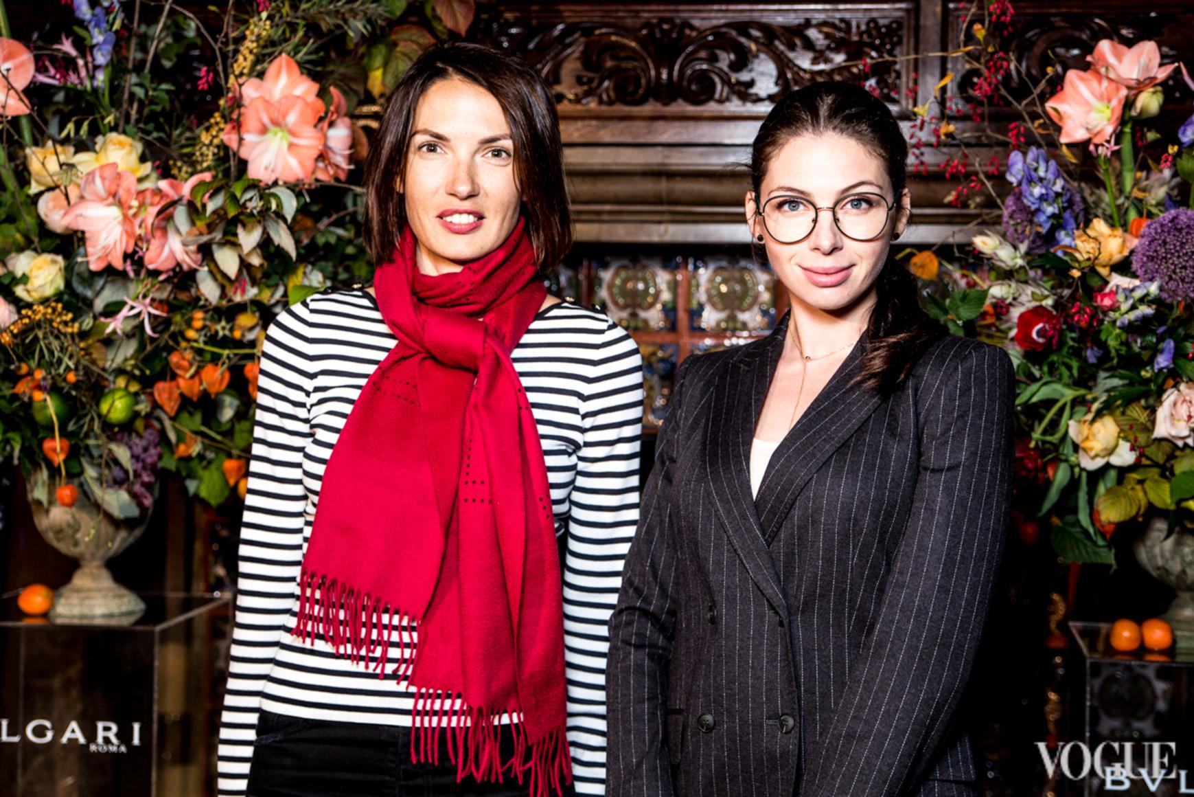 Елена Гута и Марина Белоус