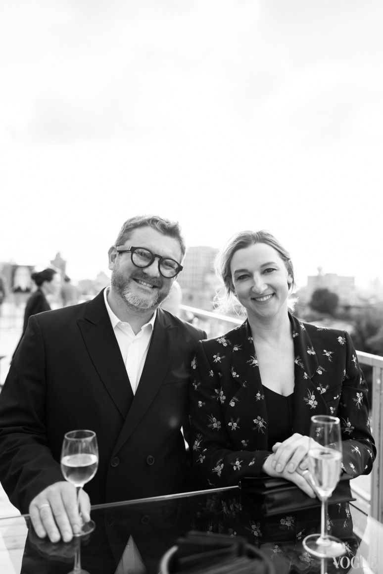 Дмитрий и Елена Борисовы