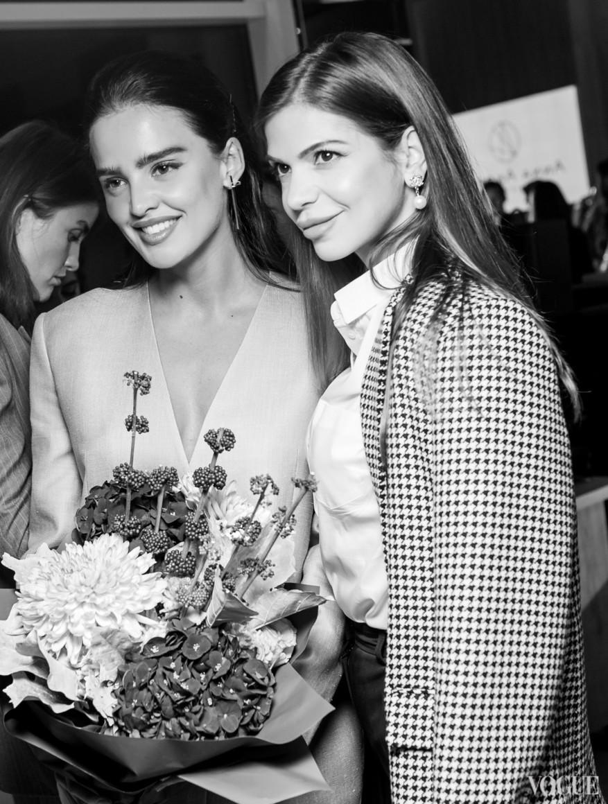 Анна Андрес и Алина Алиева