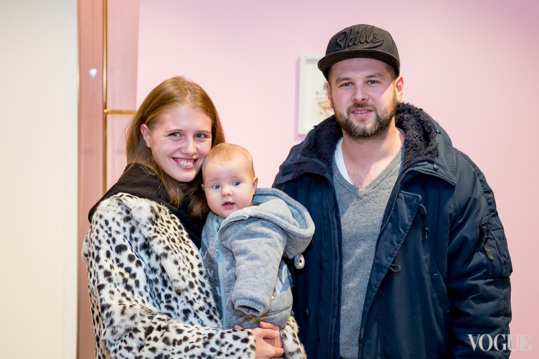 Анна Гришенко и Дмитрий Гончаров