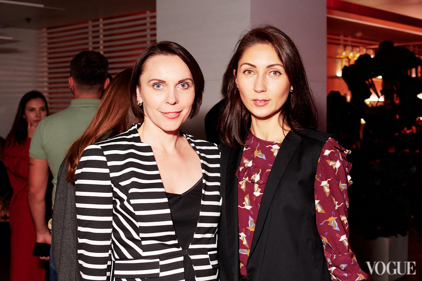 Наталья Савченко и Диана Казакова