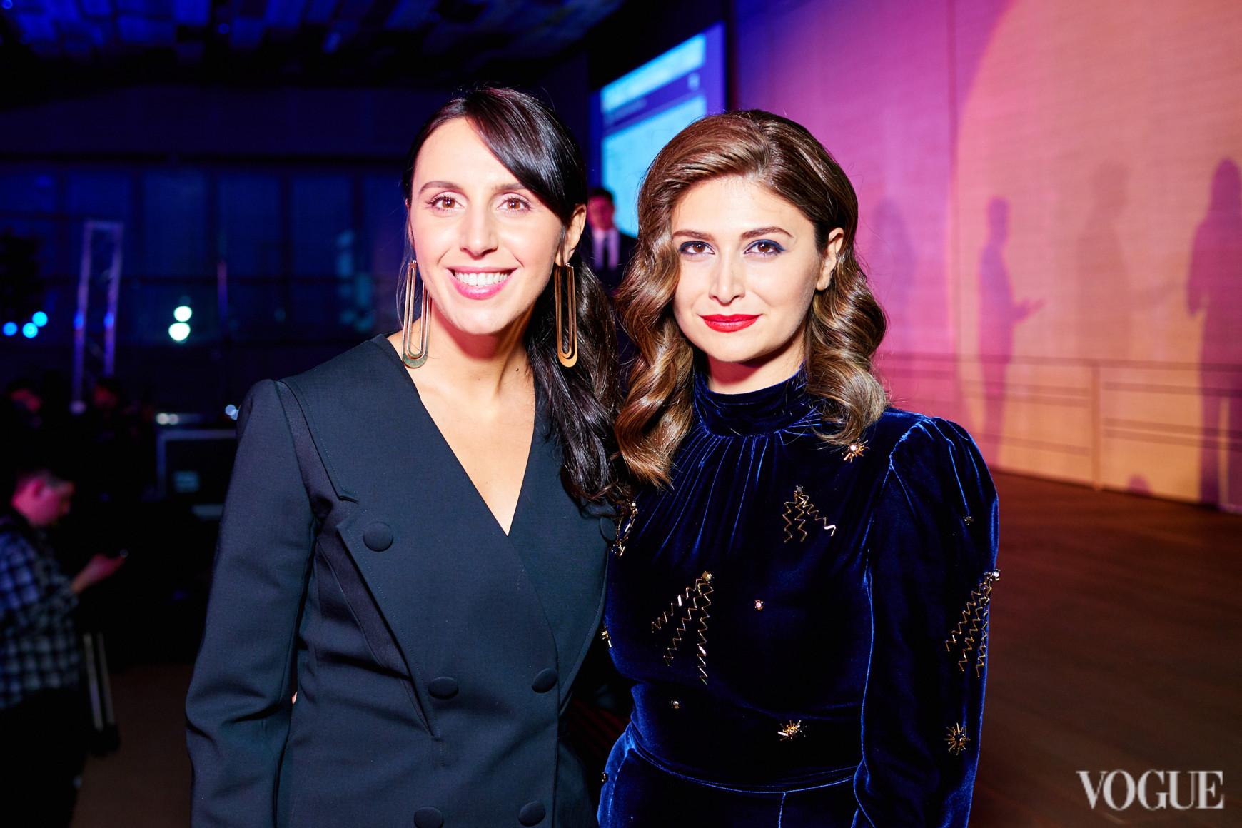 Джамала и Нина Васадзе