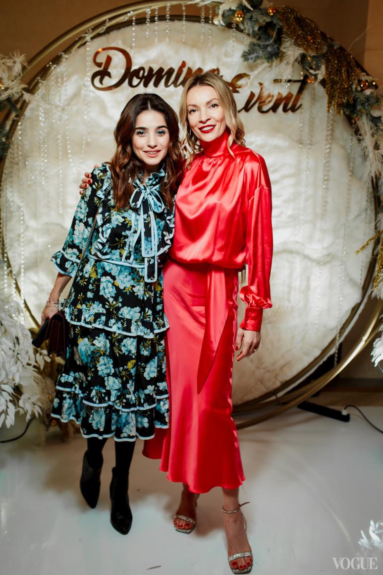 Фаина Тедеева и Полина Неня