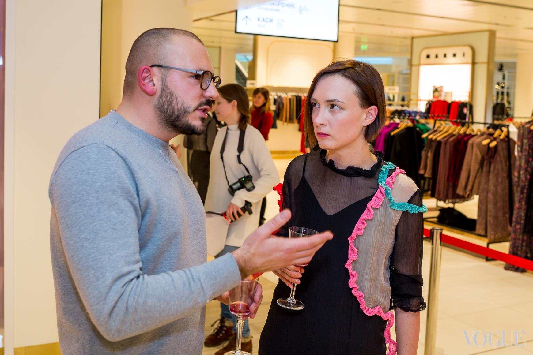 Дмитрий Евенко и Ольга Сушко