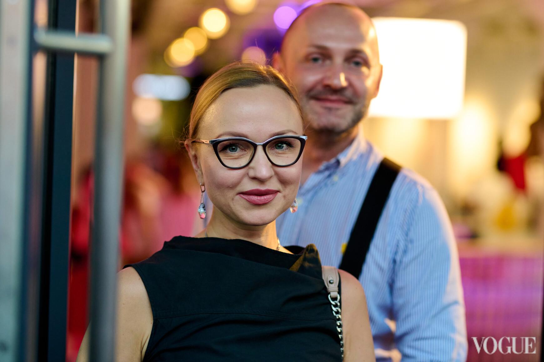 Елена Ева и Константин Путиленко