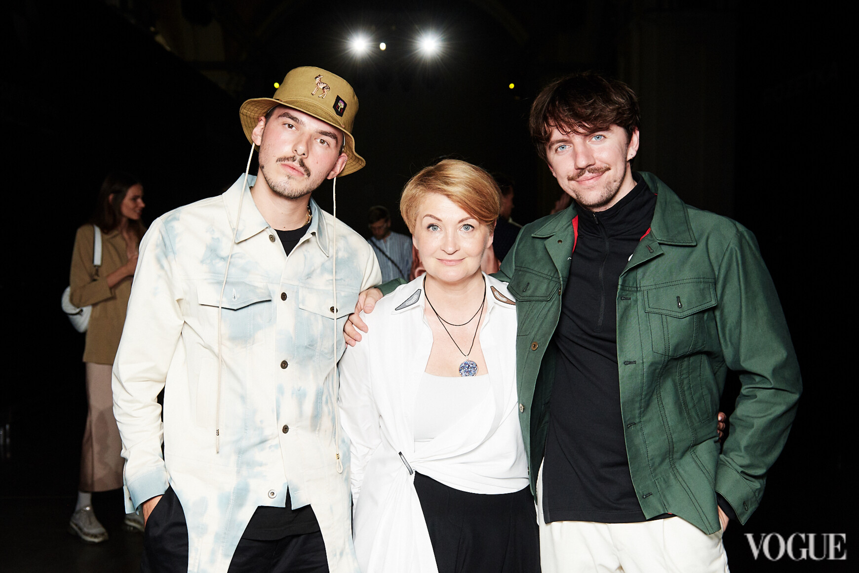 Петр Ясинский, Ирина Данилевская, Руслан Багинский