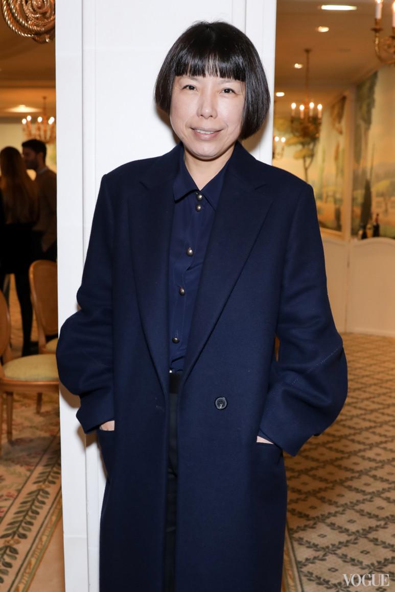 Анжелика Чонг (Vogue China)