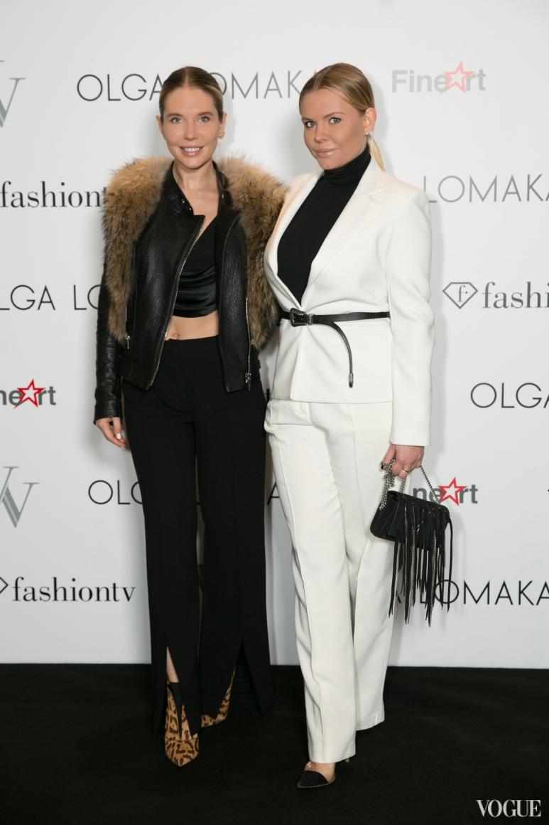 Юлия и Дарья Пашевкины