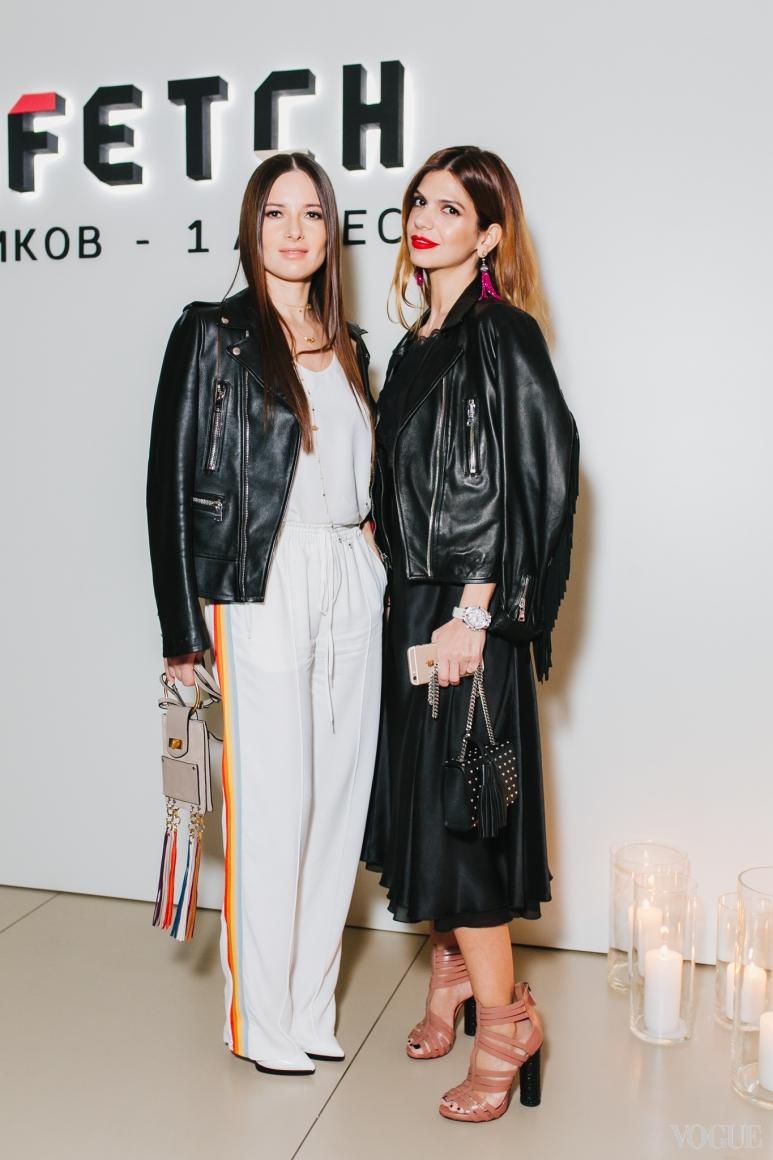 Полина Габович и Алина Алиева