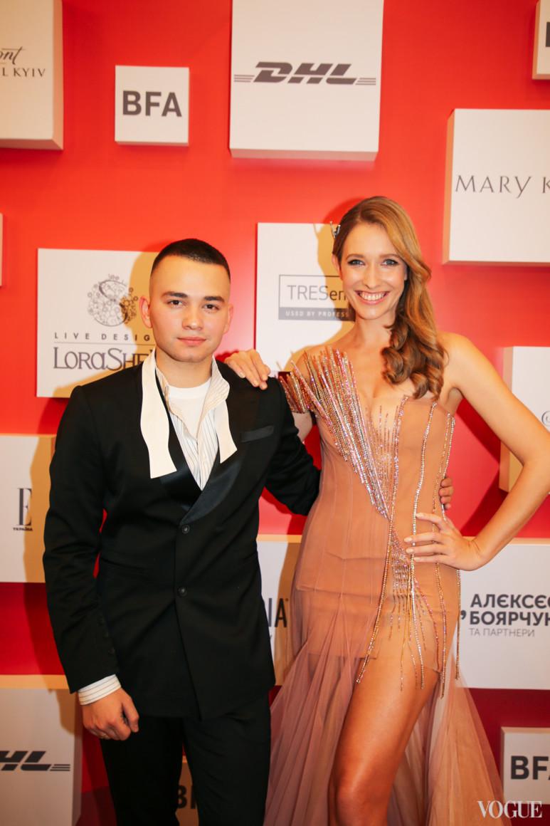 Иван Фролов и Екатерина Осадчая