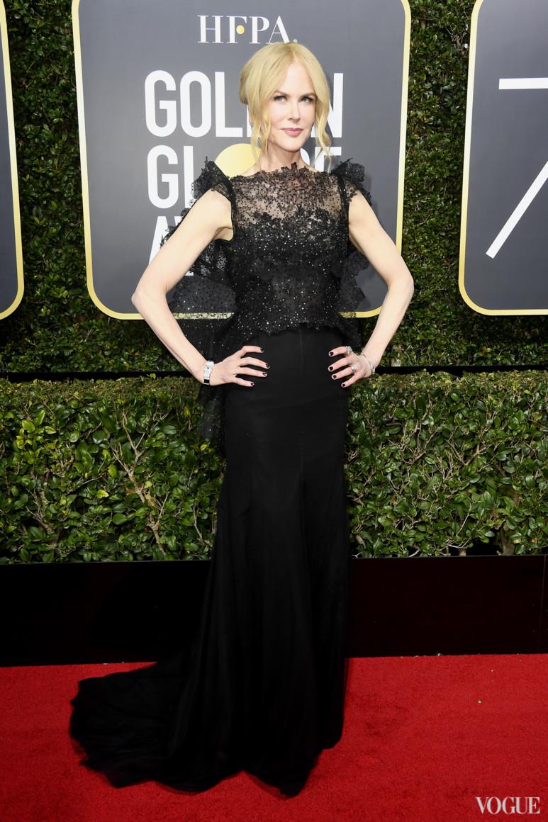 Николь Кидман в Givenchy