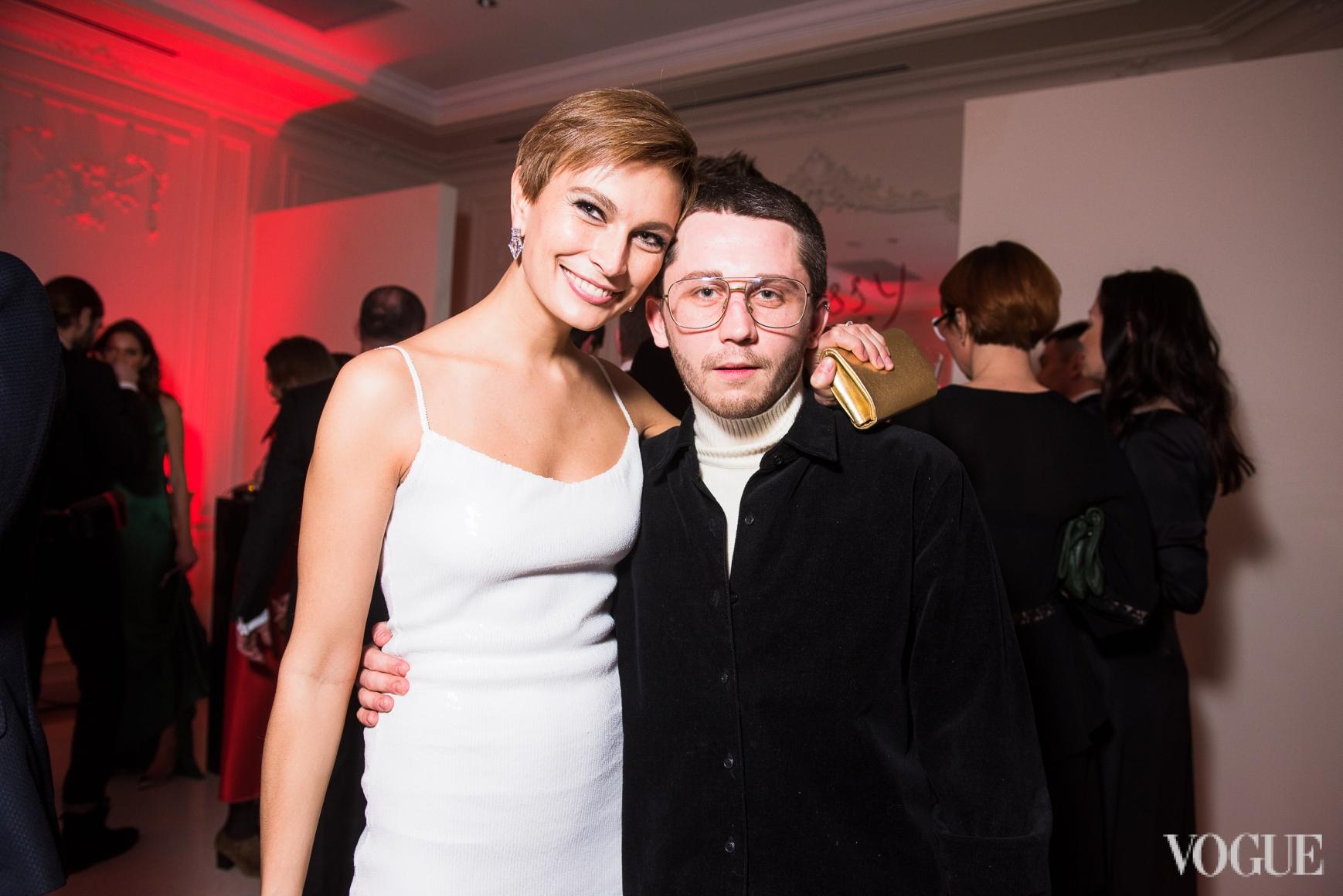 Маша Цуканова и Антон Белинский