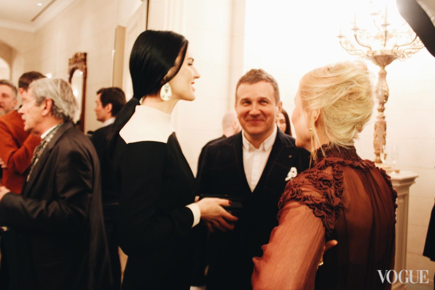Мария Ефросинина и Юрий Горбунов
