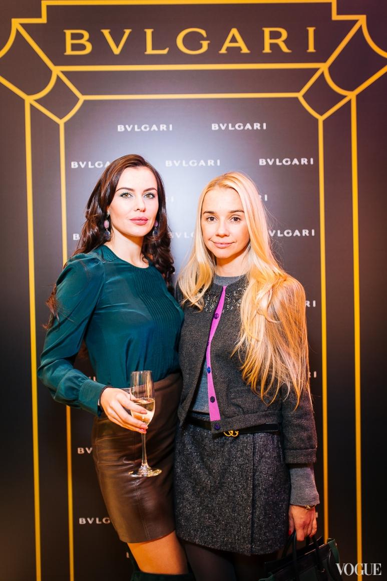 Ирина Турбаевская (справа)