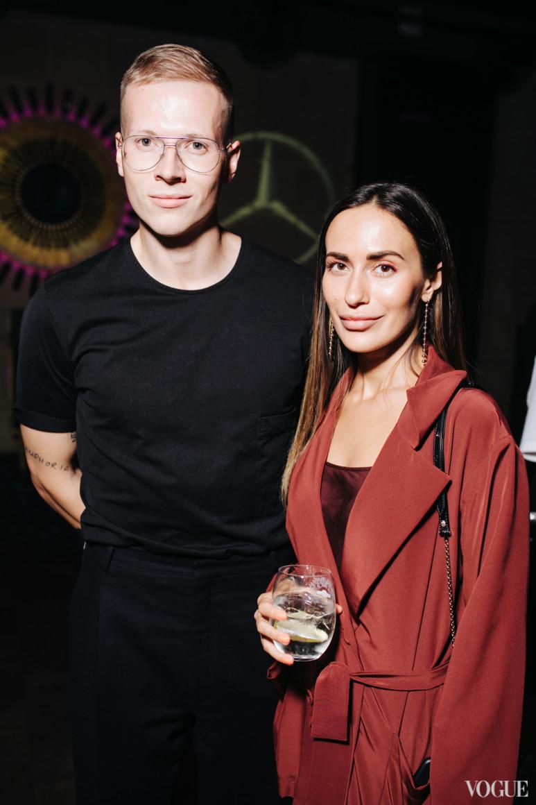 Веня Брыкалин и Алиса Илиева