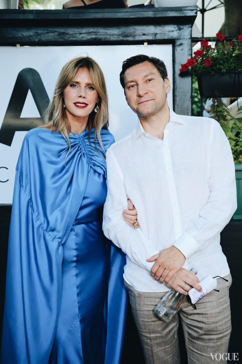 Марія та Олексій Дідковські