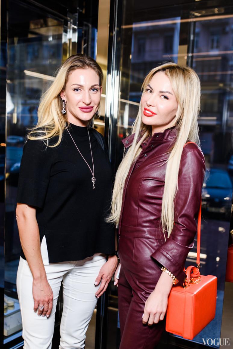 Наталья Ковалевская и Анна Хомякова