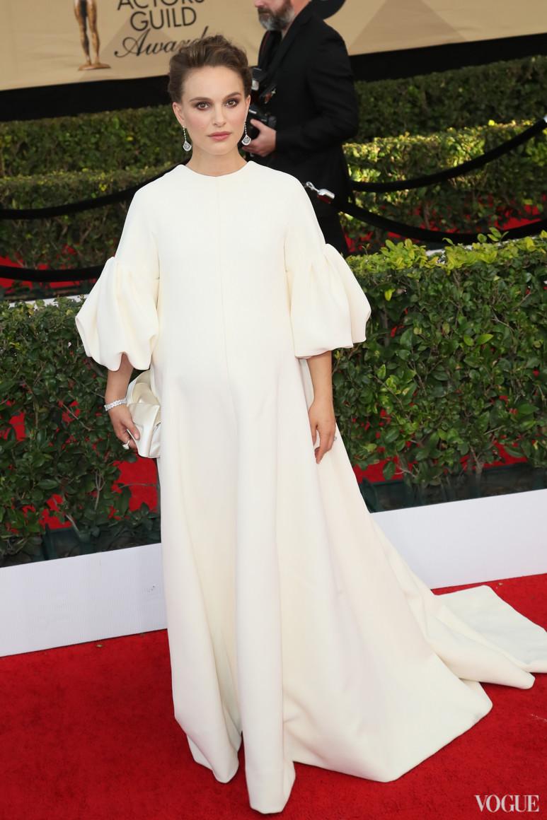 Натали Портман в Christian Dior Couture