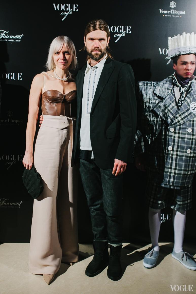 Татьяна Кремень и Александр Каневский