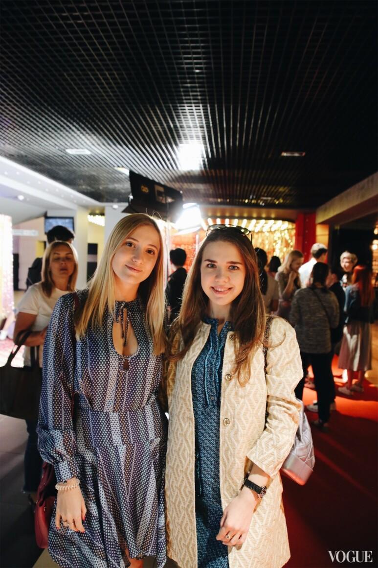 Вероника Михайле и Анастасия Заря