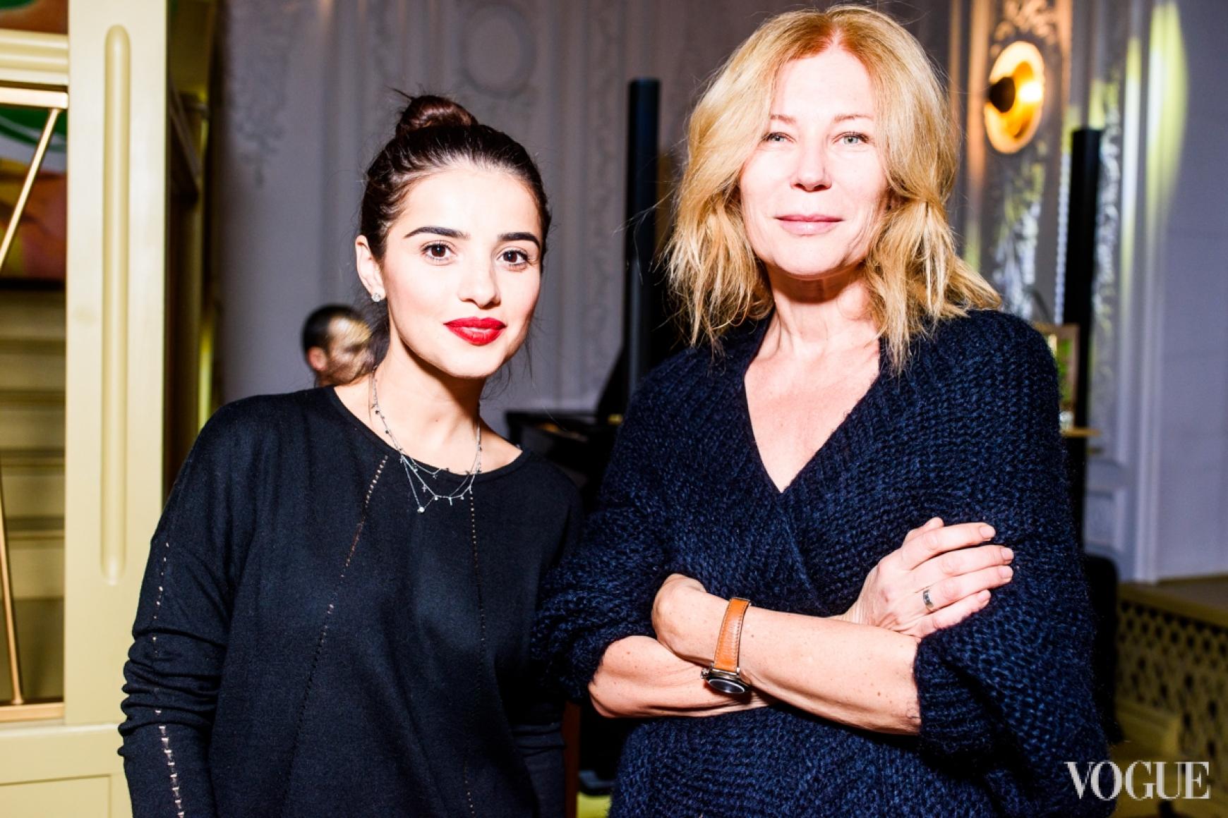 Фаина Тадеева и Лилия Пустовит